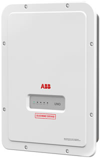 Image of ABB Solar Inverter