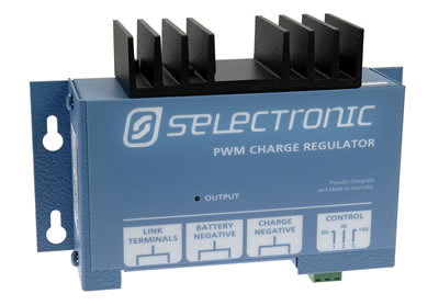 Selectronic PWM60 Charge Regulator