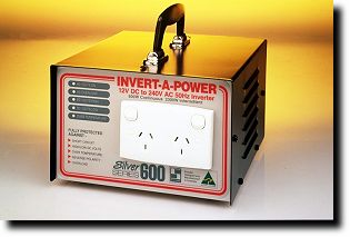 Selectronic SPI 600 Silver Series Inverter